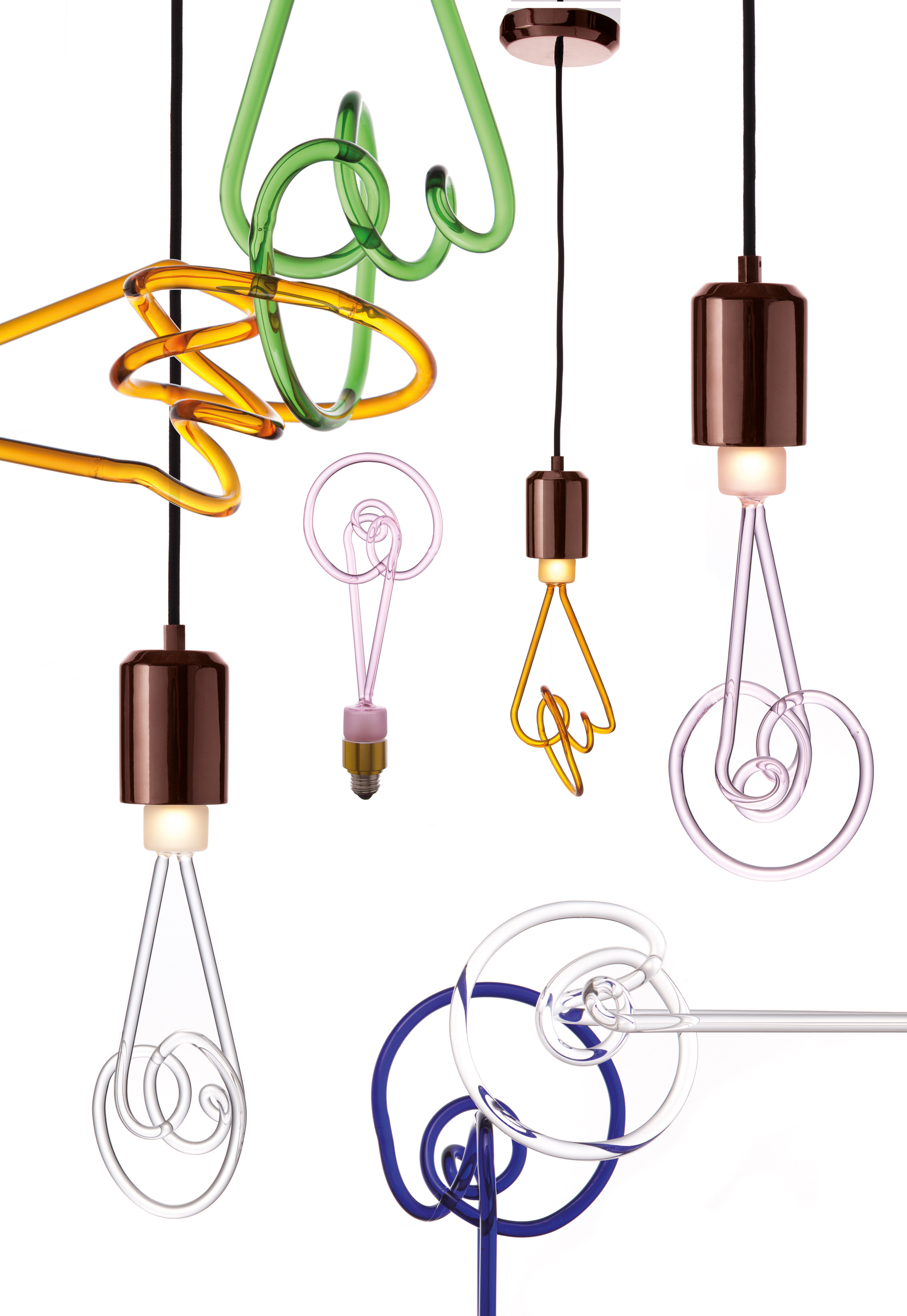Twist Lamp - Seletti