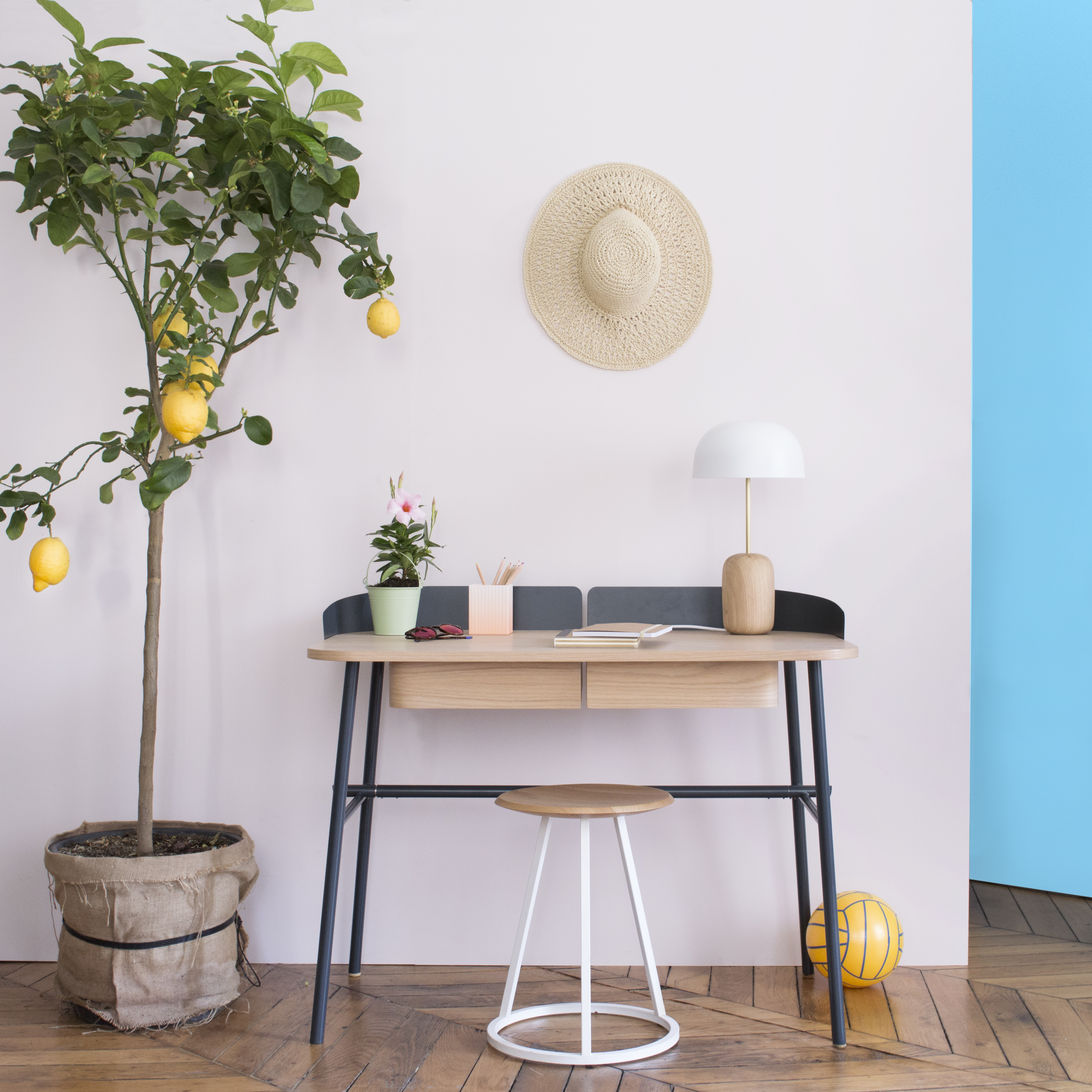 Atmosfer estival la interior casa ecodesign for Design eco casa verde